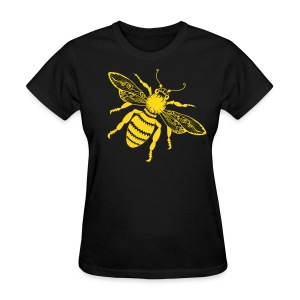 Tribal Queen Bee Women's T-Shirt from South Seas Tees - Women's T-Shirt