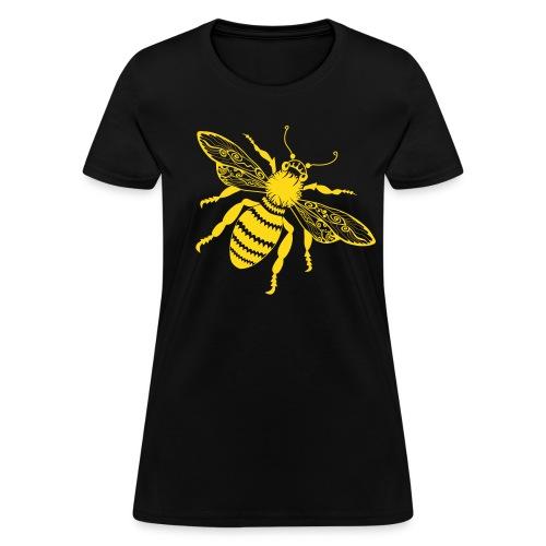Tribal Queen Bee Women's T-Shirt from South Seas Tees - Women's T-Shirt