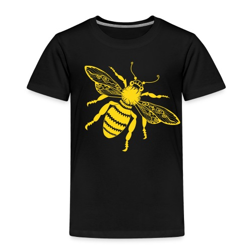 Tribal Queen Bee Toddler Premium T-Shirt from South Seas Tees - Toddler Premium T-Shirt