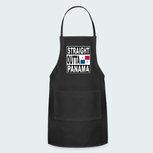 Straight outta... - Adjustable Apron