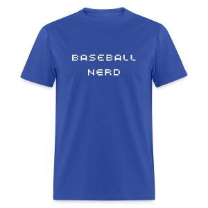 Baseball Nerd - Men's T-Shirt
