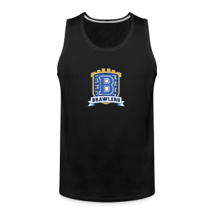 Men's Tank - Brawlers Logo - Men's Premium Tank
