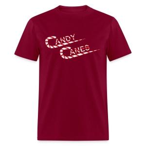CANDY CANES - Men's T-Shirt