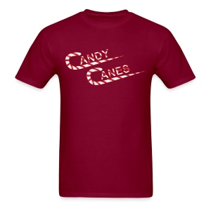CANDY CANES - Men's T-Shirt