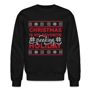 Christmas Sweater - Crewneck Sweatshirt