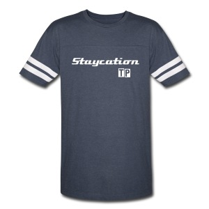 Staycation Tee - Vintage Sport T-Shirt