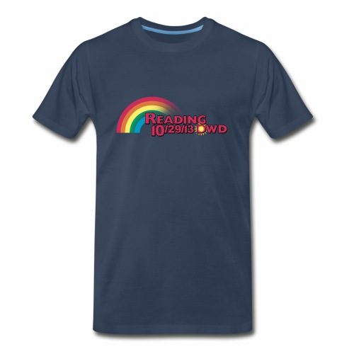 Reading DWD Men's T-shirt (premium) - Men's Premium T-Shirt