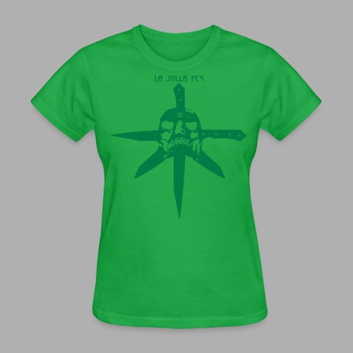 Jolla FCS Women's Green T - Women's T-Shirt