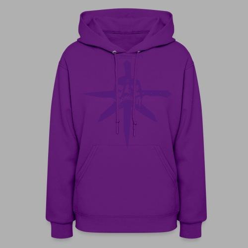 La Jolla FCS Women's Purple Hoodie - Women's Hoodie