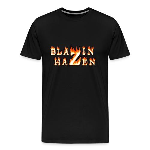 Blazin Hazen T-Shirt - Men's Premium T-Shirt