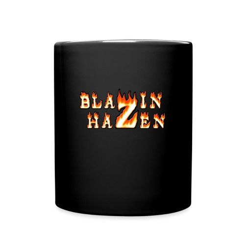 Blazin Hazen Mug - Full Color Mug