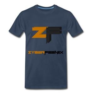 ZyberFeeniix Premium T-Shirt - Men's Premium T-Shirt