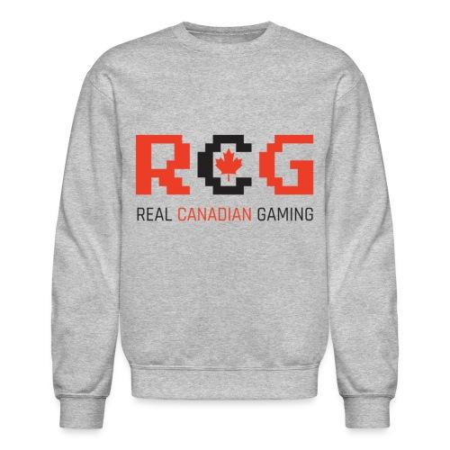 RCG New Logo Crewneck - Crewneck Sweatshirt
