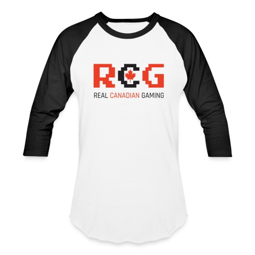 RCG New Logo Baseball Tee - Baseball T-Shirt