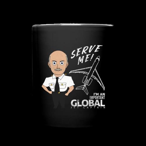 Coffee Mug, Global - Full Color Mug