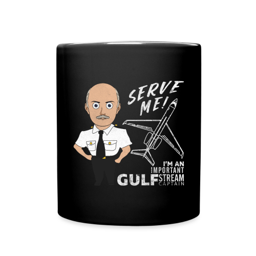 Coffee Mug, Gulfstream - Full Color Mug