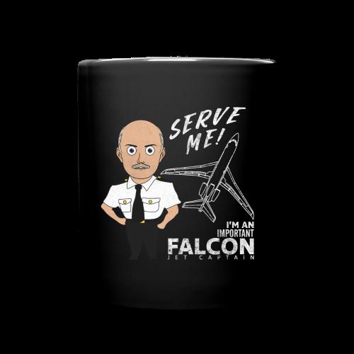 Coffee Mug, Falcon - Full Color Mug