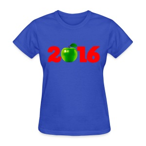 Sure as God Made Green Apples 2016 - Women's T-Shirt