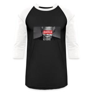 justice  - Baseball T-Shirt