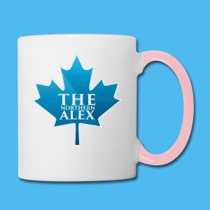 TNA Two Tone Cup *2017 Design* - Contrast Coffee Mug