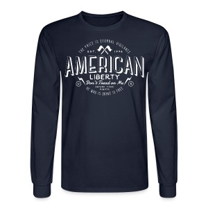 American Liberty - Men's Long Sleeve T-Shirt