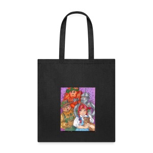 Rainbows and Bluebirds TOTE - Tote Bag