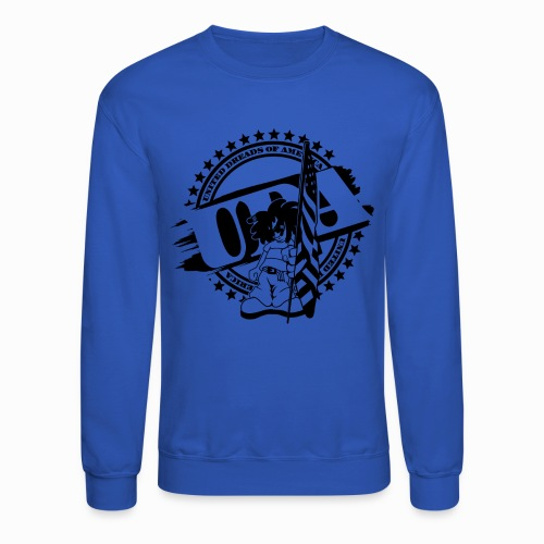 U.D.A Sweat Shirt - Crewneck Sweatshirt