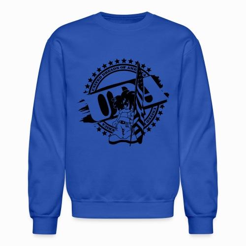 U.D.A Sweat Shirt - Crewneck Sweatshirt