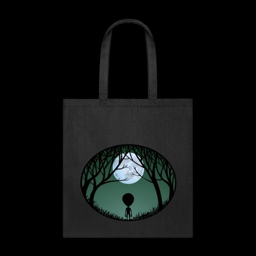 Alien Bags E.T. Art Tote Bags Cute E.T. Shopping Tote - Tote Bag