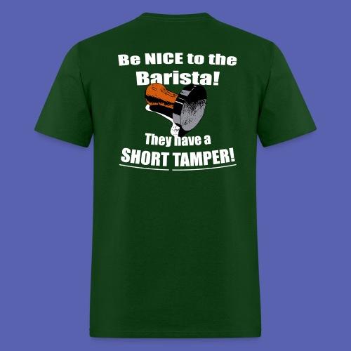 Short Tamper - Men's T-Shirt