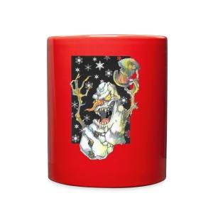 Ice plug Mug - Full Color Mug