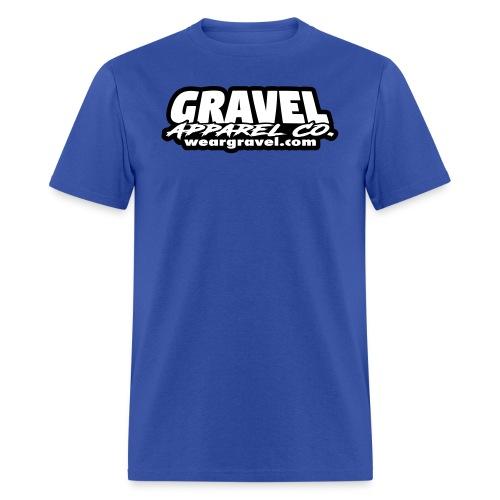 Gravel Apparel Company Logo T-Shirt - Men's T-Shirt