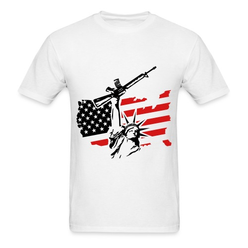 2nd Amendment  - Men's T-Shirt