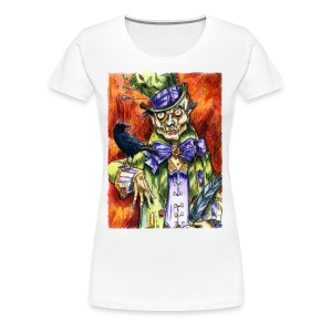 Womens Mad Hatter T-NO TEXT - Women's Premium T-Shirt