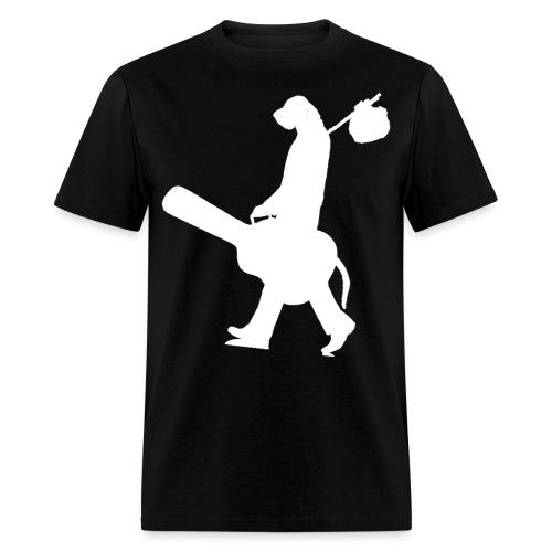 Mens Dr. Poet BIG SILHOUETTE Tee - Men's T-Shirt