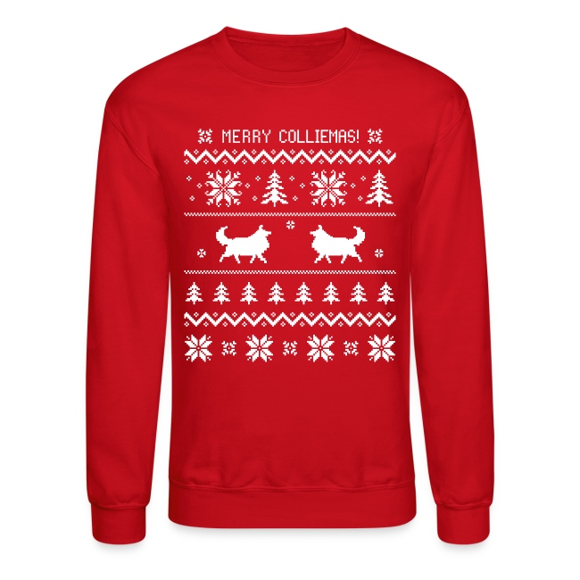 Merry Colliemas - Mens Long Sleeve