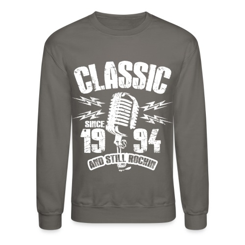 Classic Since 1994 Long Sleeve Shirts - Crewneck Sweatshirt