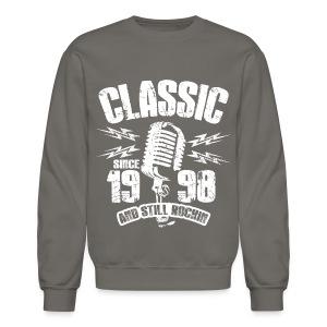 Classic Since 1998 Long Sleeve Shirts - Crewneck Sweatshirt
