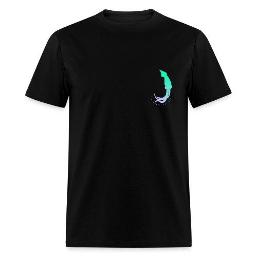 J-Kraken X Ninja Fam Logo Tee [GRADIENT LOGO FRONT/BACK] - Men's T-Shirt