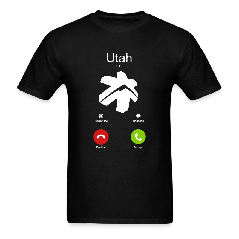 Utah shirts 2016 - Men's T-Shirt
