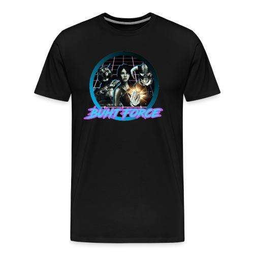 : Buht Force (The T-Shirt) - Men's Premium T-Shirt