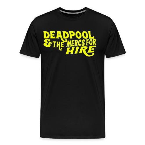 Parody of Willy Wonka Men's T-Shirt - Men's Premium T-Shirt