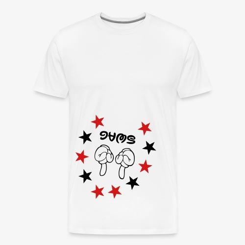DRT Clothing With Print - Men's Premium T-Shirt