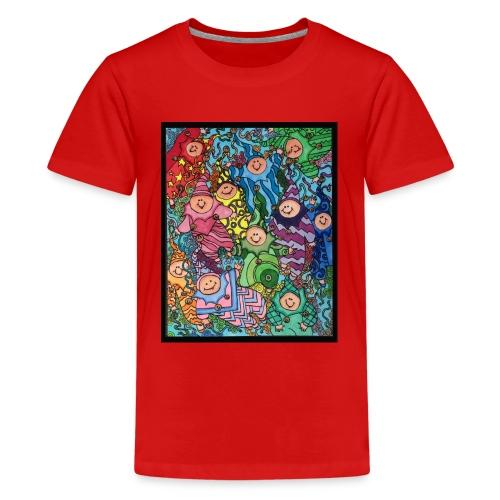 Elf Tee - Kids' Premium T-Shirt