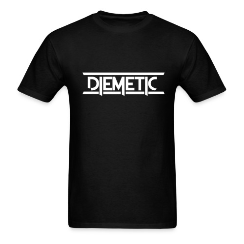 Diemetic T-Shirt Mens - Men's T-Shirt
