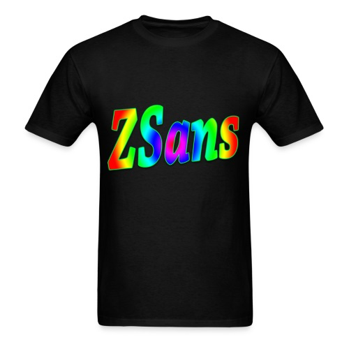 Zsans Male - Men's T-Shirt