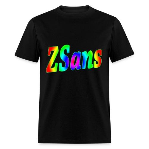Zsans Male - Men's T-Shirt