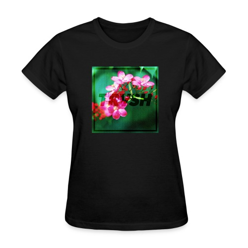 TRVSH Flowers Womens - Women's T-Shirt
