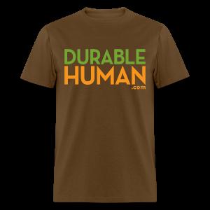 Durable Human Classic T - Men's T-Shirt