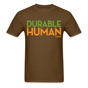 Durable Human Classic T - Men's T-Shirt